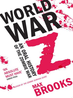 WORLD WAR Z EPUB TO NOOK DOWNLOAD