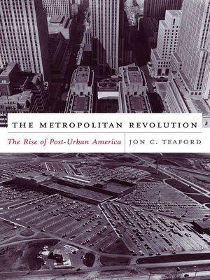 cover image of The Metropolitan Revolution