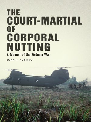 cover image of The Court-Martial of Corporal Nutting