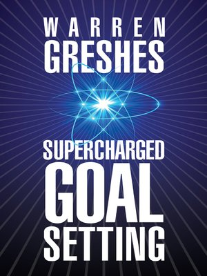 cover image of Supercharged Goal Setting