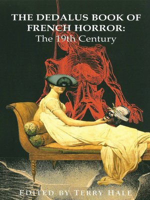 cover image of The Dedalus Book of French Horror