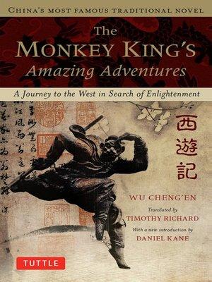 cover image of Monkey King's Amazing Adventures