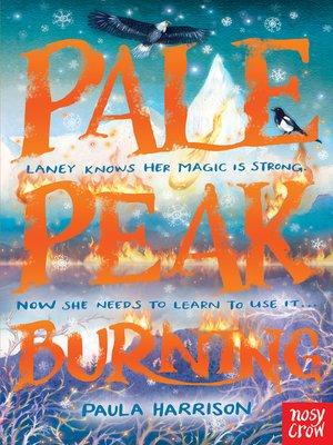 cover image of Pale Peak Burning