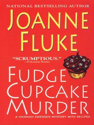 cover image of Fudge Cupcake Murder