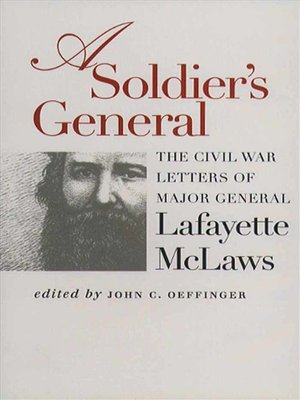 cover image of A Soldier's General