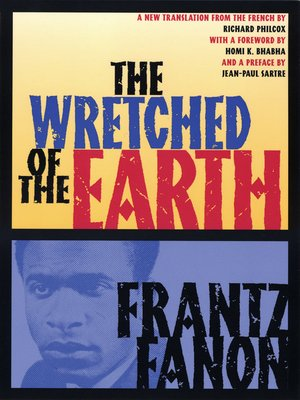 cover image of The Wretched of the Earth