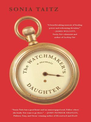 cover image of The Watchmaker's Daughter