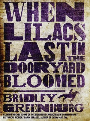 cover image of When Lila Last In the Dooryard Bloomed