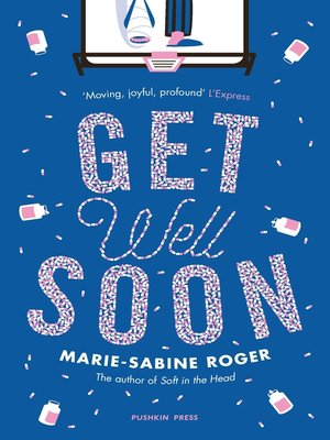 cover image of Get Well Soon