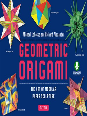 cover image of Geometric Origami