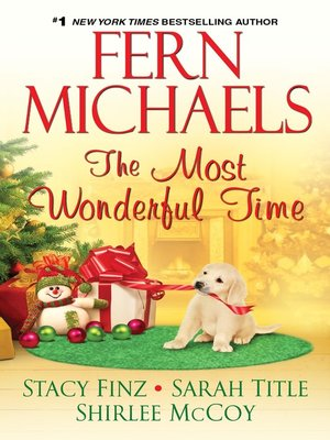 cover image of The Most Wonderful Time