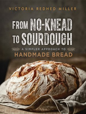 cover image of From No-knead to Sourdough