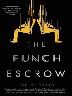 cover image of The Punch Escrow