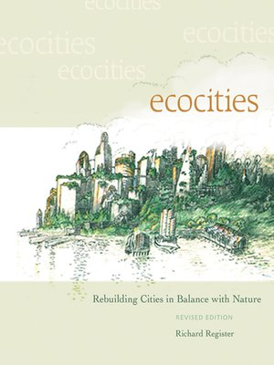 cover image of EcoCities