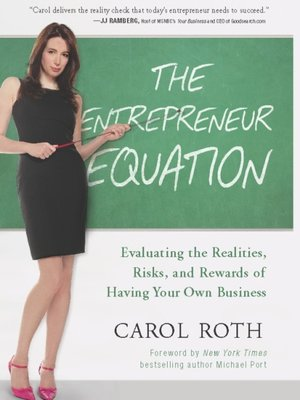 cover image of The Entrepreneur Equation