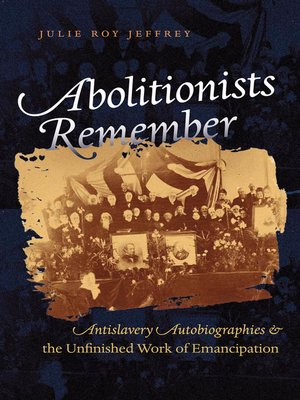 cover image of Abolitionists Remember