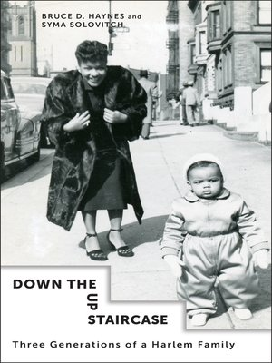 cover image of Down the Up Staircase