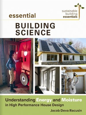cover image of Essential Building Science