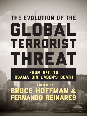 cover image of The Evolution of the Global Terrorist Threat