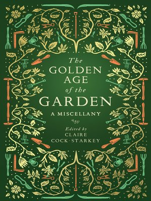cover image of The Golden Age of the Garden