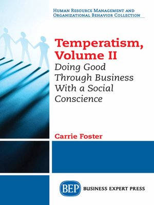 cover image of Temperatism, Volume II