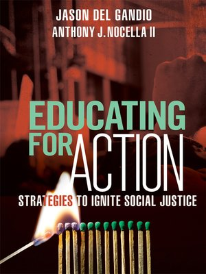 cover image of Educating for Action