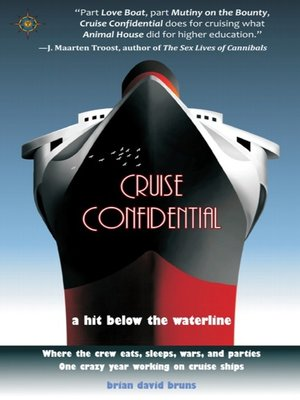 cover image of Cruise Confidential