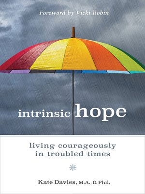 cover image of Intrinsic Hope