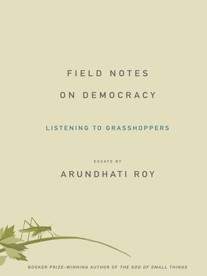 cover image of Field Notes on Democracy