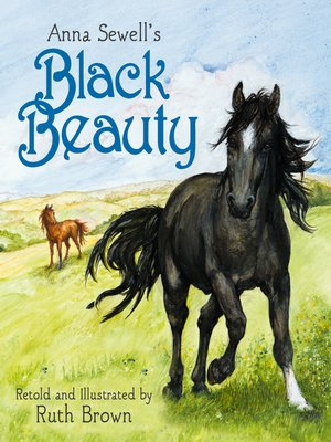 cover image of Black Beauty (Picture Book)