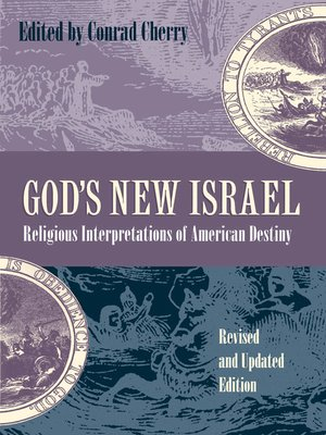 cover image of God's New Israel