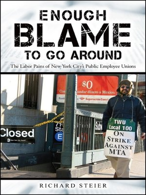 cover image of Enough Blame to Go Around