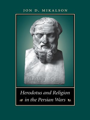 cover image of Herodotus and Religion in the Persian Wars