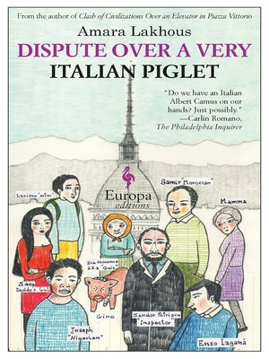cover image of Dispute Over a Very Italian Piglet