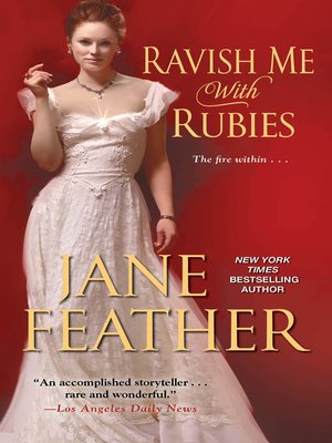 cover image of Ravish Me with Rubies