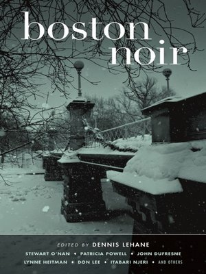 cover image of Boston Noir