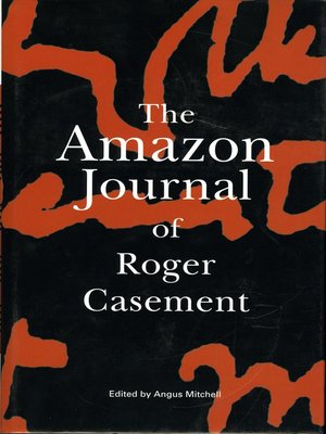 cover image of The Amazon Journal of Roger Casement