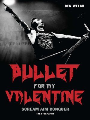 cover image of Bullet For My Valentine--Scream Aim Conquer
