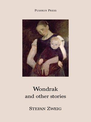 cover image of Wondrak