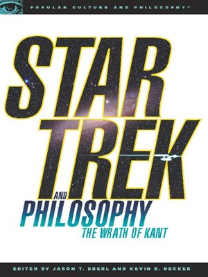 cover image of Star Trek and Philosophy
