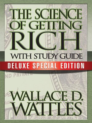 cover image of The Science of Getting Rich with Study Guide