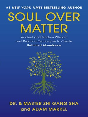 cover image of Soul Over Matter
