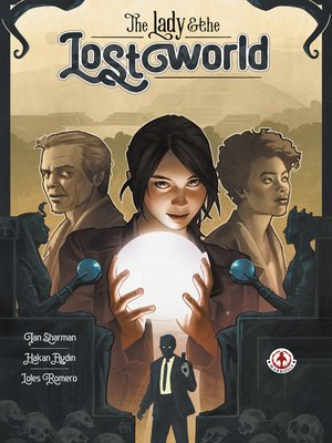cover image of The Lady & the Lost World