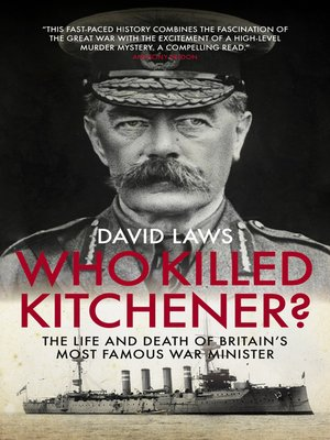 cover image of Who Killed Kitchener?