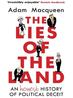 cover image of The Lies of the Land
