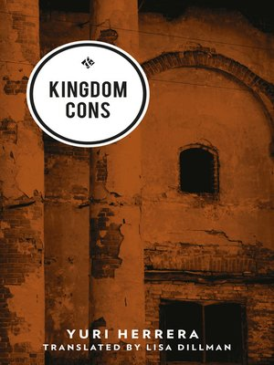 cover image of Kingdom Cons