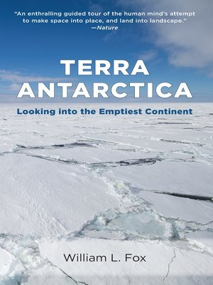 cover image of Terra Antarctica