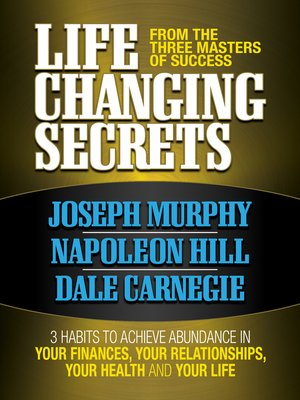 cover image of Life Changing Secrets From the Three Masters of Success