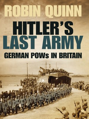 cover image of Hitler's Last Army