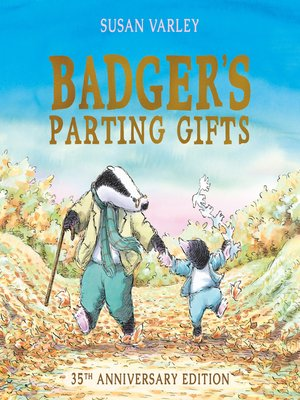 cover image of Badger's Parting Gifts